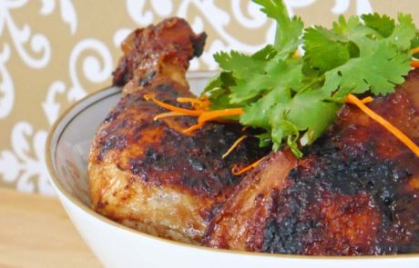 Vietnamese Style Grilled Five Spice Chicken