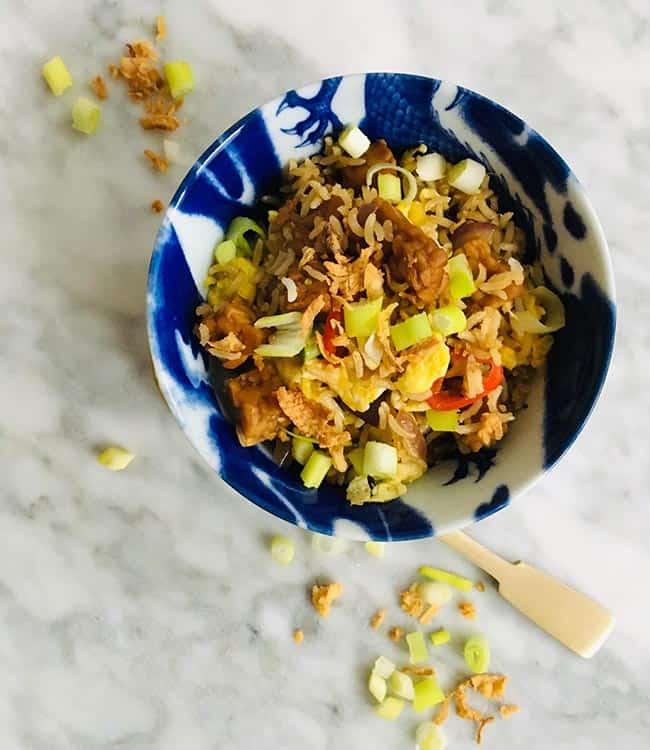 Nasi Goreng recept zelf maken