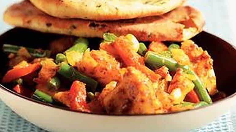Korma traditionele Indiase saus