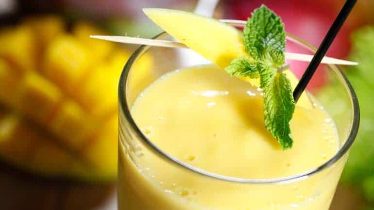 Indiase mango lassi recept