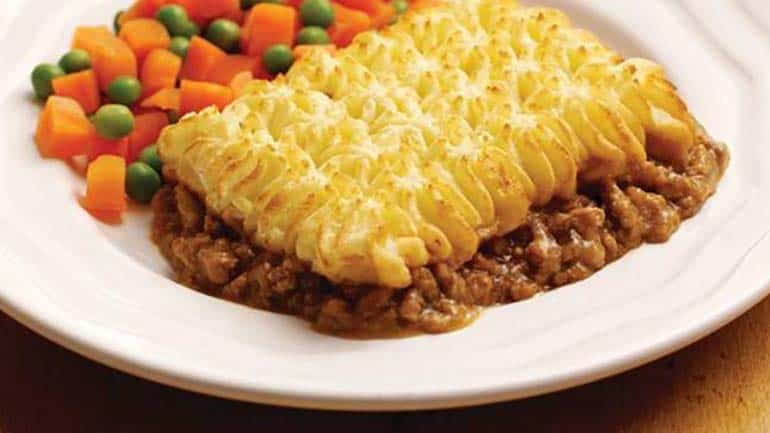 Shepherd's Pie recept