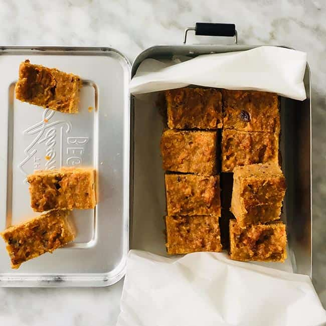 Wortel-kaneel cake simpel recept