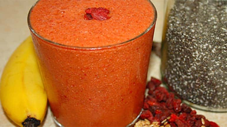 Super goji smoothie