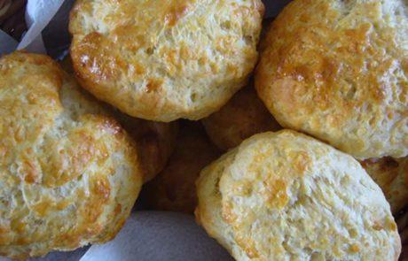 kaas scones recept