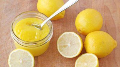 Lemon curd zelf maken recept