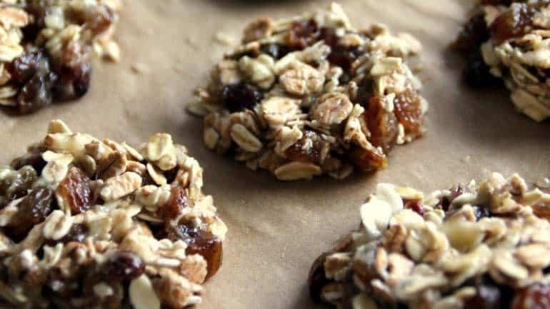 Muesli koekjes zelf maken recept