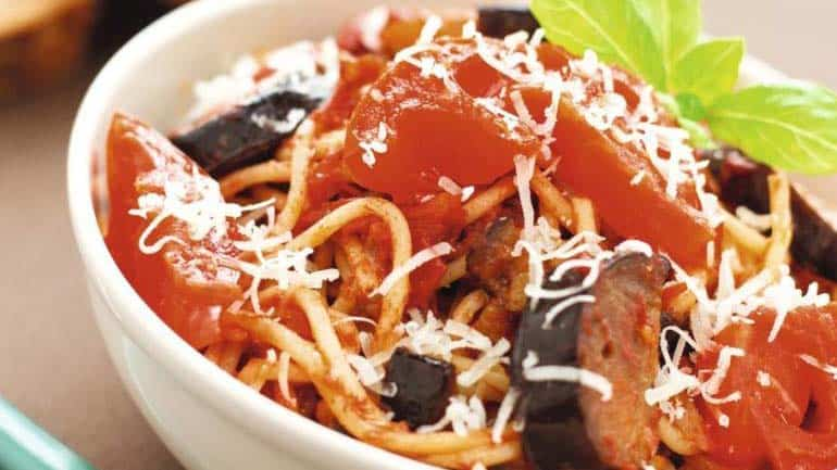 Spaghetti uit Siracuse