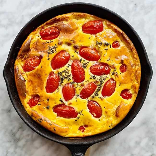 Tomaten kaas ovengerecht simpel recept
