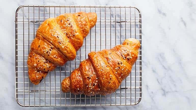 Croissant maken