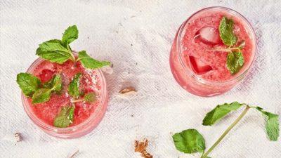 Strawberry mojito cocktail recept