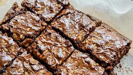 Brownie simpel recept