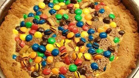 Chocolade koekjes taart simpel recept