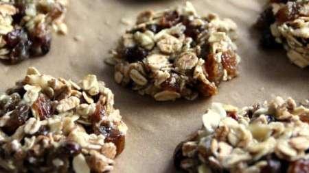 Muesli koekjes recept simpel