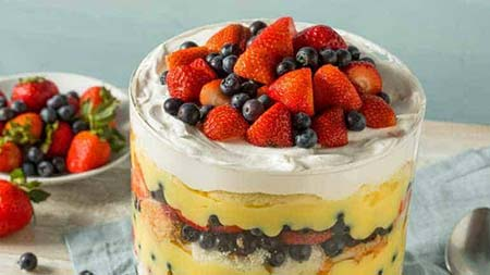 Trifle recept
