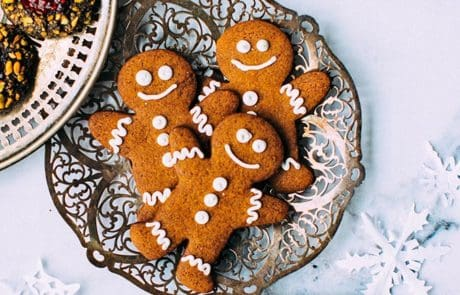 Gingerbread mannetjes recept