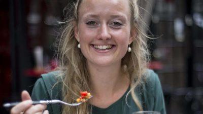 Isabel Boerdam De Hippe Vegetarier