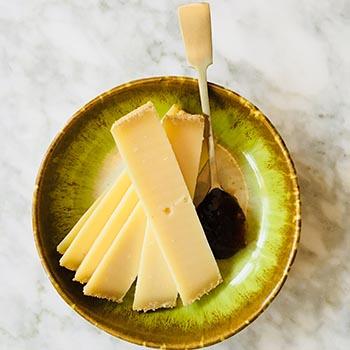 Zwitserse Gruyere kaas