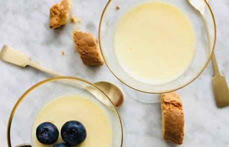Lemon posset recept
