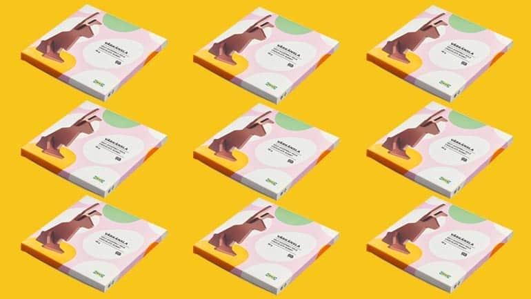 IKEA Paashaas chocolade