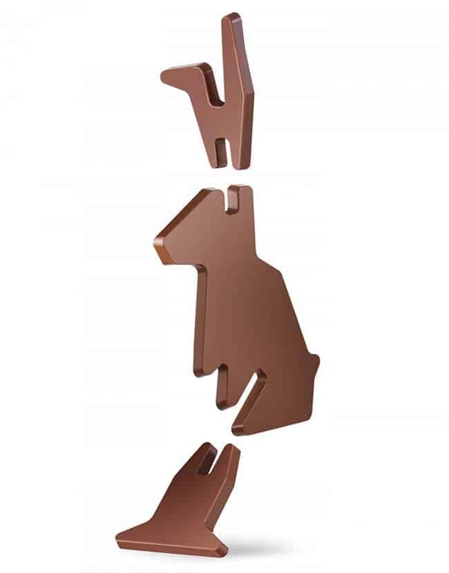 IKEA Paashaas melkchocolade