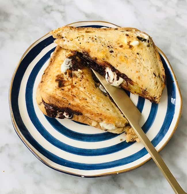 Zoete tosti recept