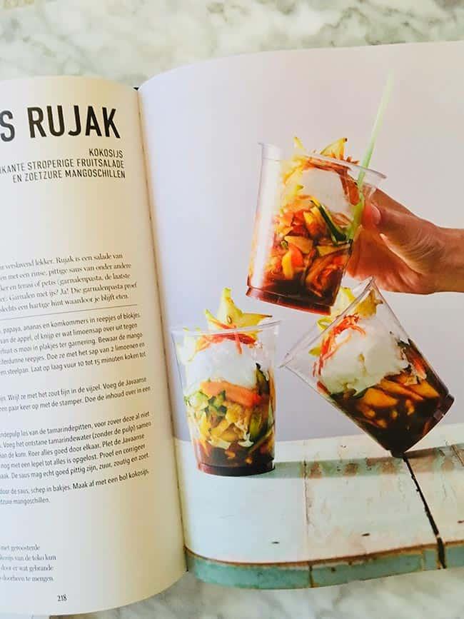 Indorock bladzijde kookboek