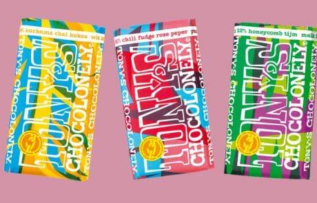 Limited Editions Tony Chocolony