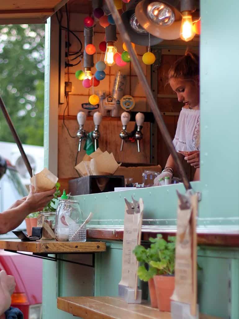 Nazomeren food festivals