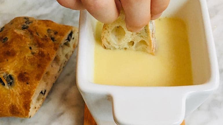 Kaasfondue zelf maken
