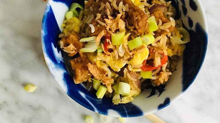 Nasi Goreng maken recept