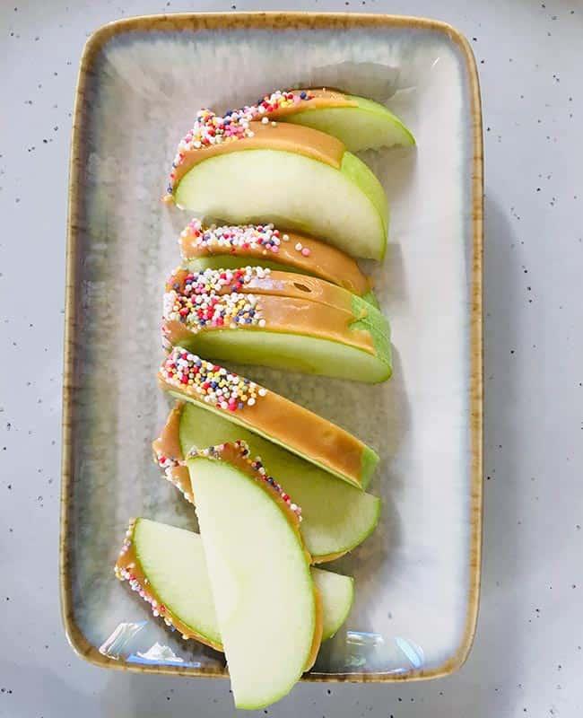 Suiker appels recept