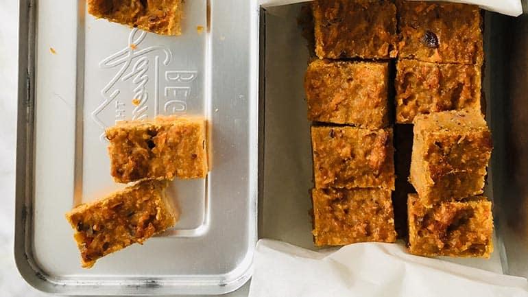 Wortel-kaneel cake recept