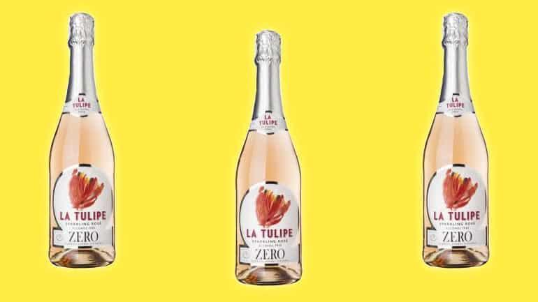 La Tulipe Sparkling Ros Alcoholvrij
