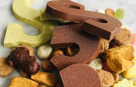 Snoepgoed met Sinterklaas