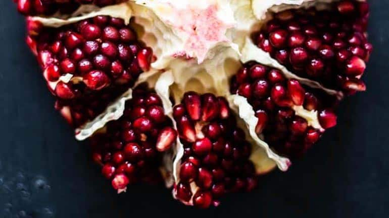 Granaatappel superfruit