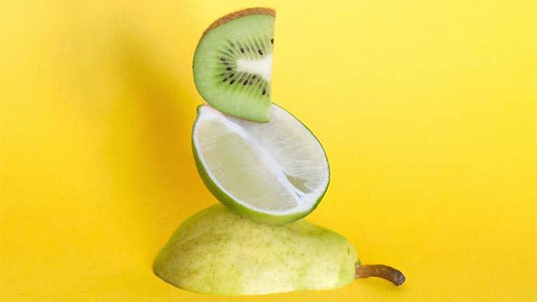 Eten ter bescherming tegen het Coronavirus