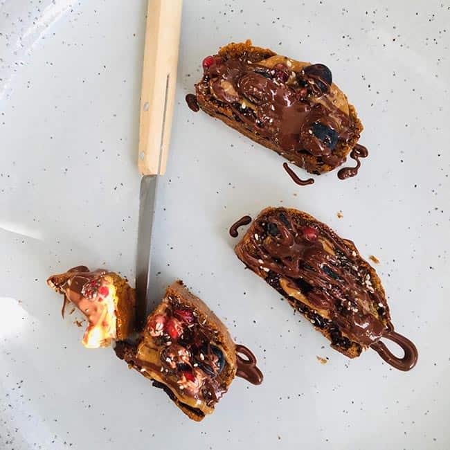Luchtige chocoladecake simpel recept