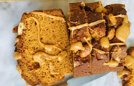 Cake met caramel recept
