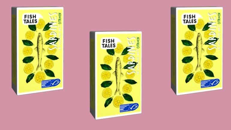 Fish Tales Sardines in olijfolie