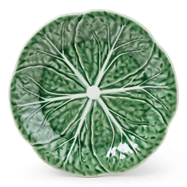 Cabbage ontbijtbord