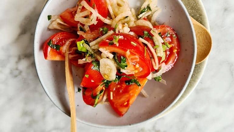 Enselada Chilena tomatensalade