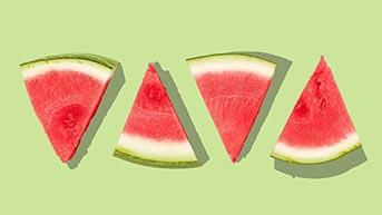 Watermeloen tips