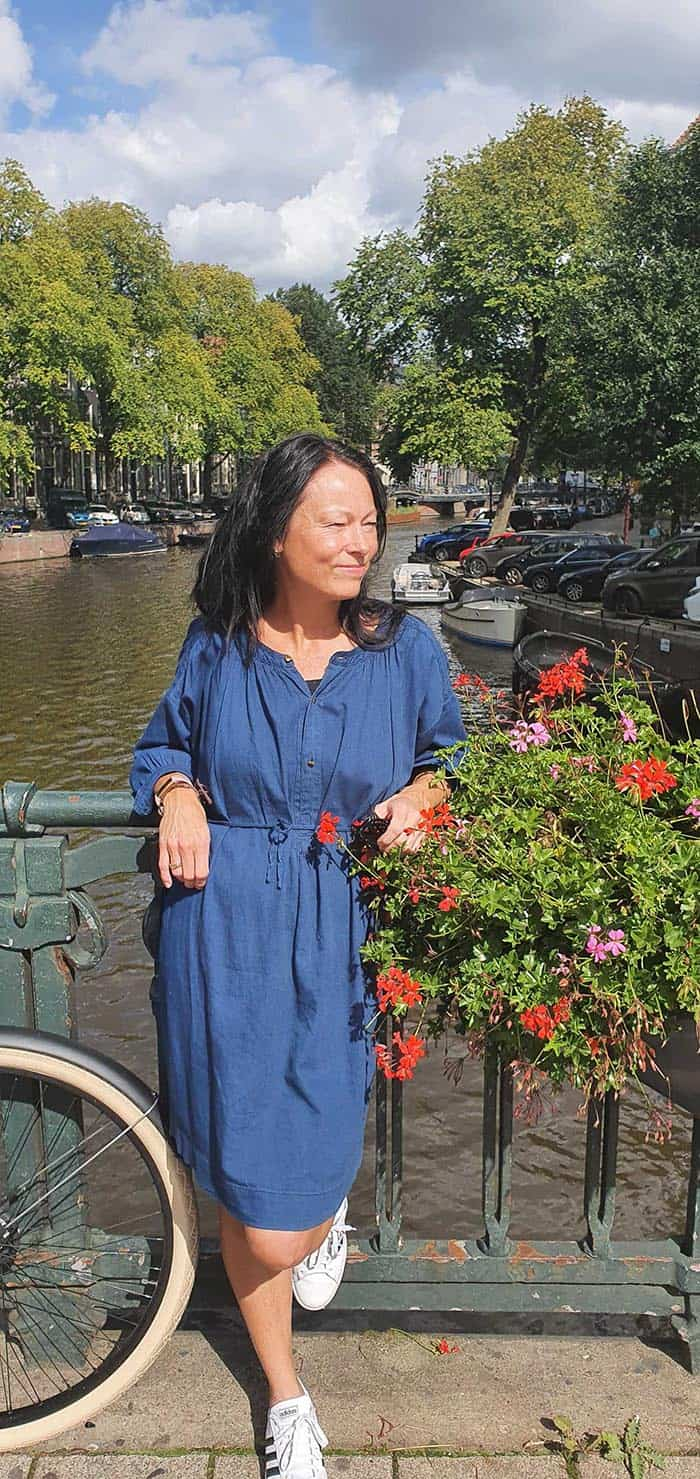 Miranda Bernath in Amsterdam