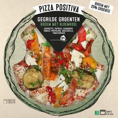 Pizza Positiva AH gegrilde groenten