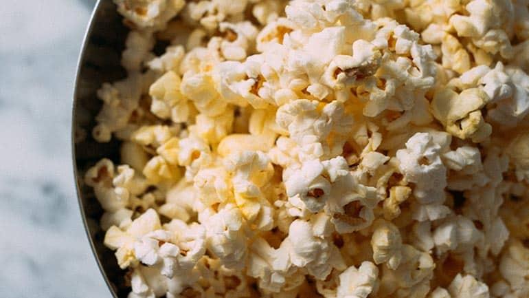 Films over eten