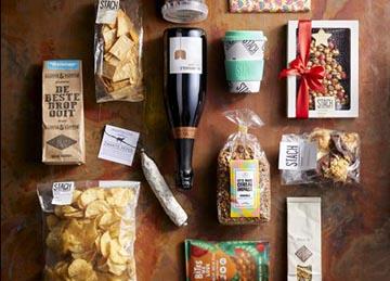 Stach foodbox kerst