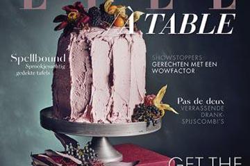 Elle a Table magazine kerst