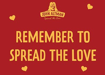 Johnaltman snacks Valentijn