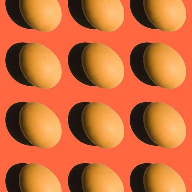 5 manieren voor een lekker ei