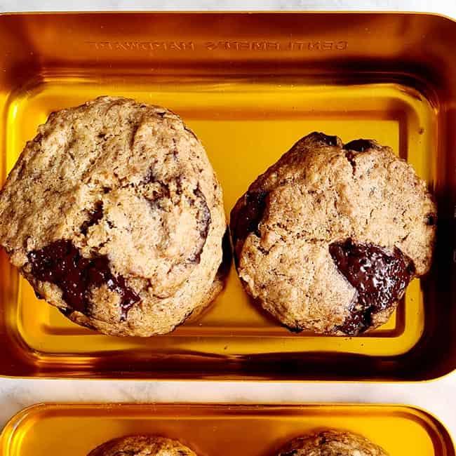 Chocoladekoekjes gezond recept